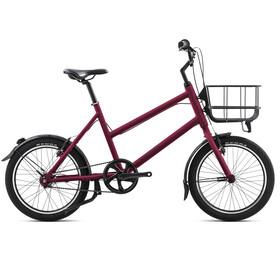 ORBEA Katu 40 - Bicicleta urbana - rojo